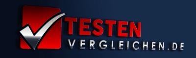 Produktvergleich, Testenvergleichen, Logo